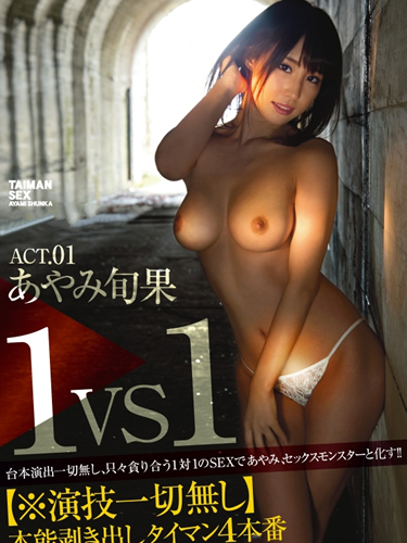 1 VS 1, Four Intense, Instinctual, Animal Fucks, Syunka Ayami