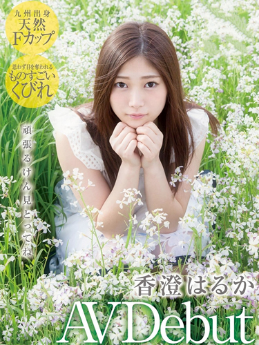 AV Debut, Haruka Kasumi