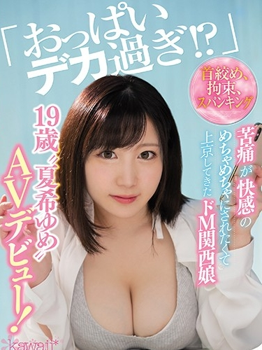 Big Breast Masochistic Girl AV Debut