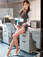 Office Lady Style - Bring Me to Ecstasy While I'm in Uniform, Ameri Ichinose